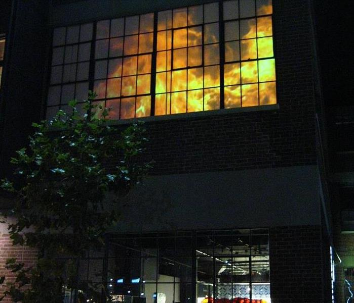 Commercial Fires are out there: What can SERVPRO do for you and your business?